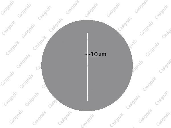 15um air slit -Shenzhen Casignals Hardware Co , Ltd ,photo